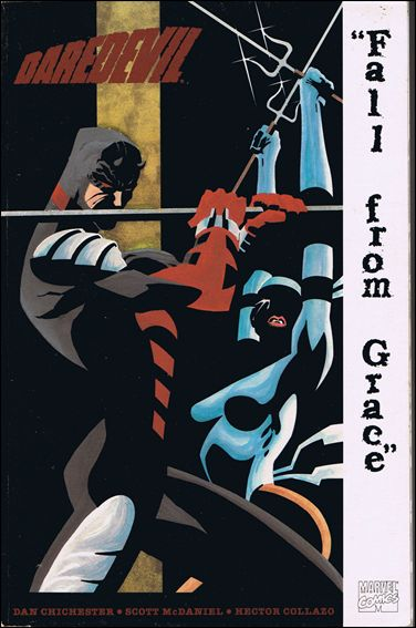 Daredevil: Fall From Grace 1-A by Marvel