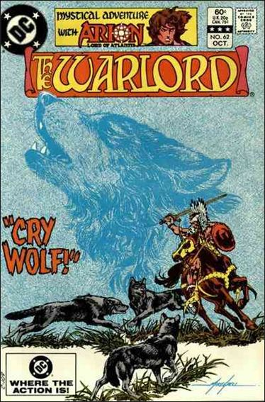 Warlord (1976) 62-A by DC