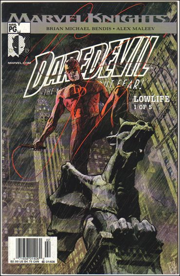 Daredevil (1998) 41-B by Marvel