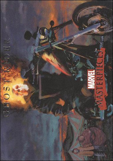 2007 Marvel Masterpieces (Preview Subset) PT6-A by SkyBox