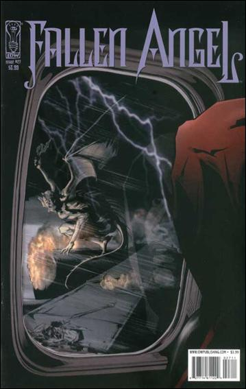 Fallen Angel (2005) 27-A by IDW