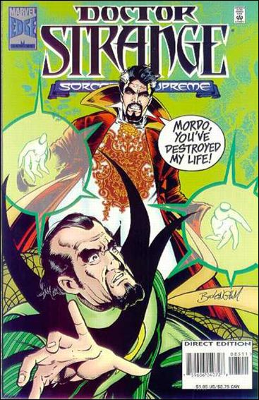 Doctor Strange, Sorcerer Supreme 85-A by Marvel