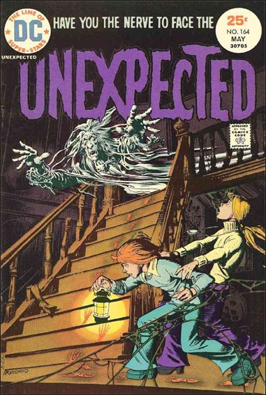 Unexpected (1968) 164-A by DC