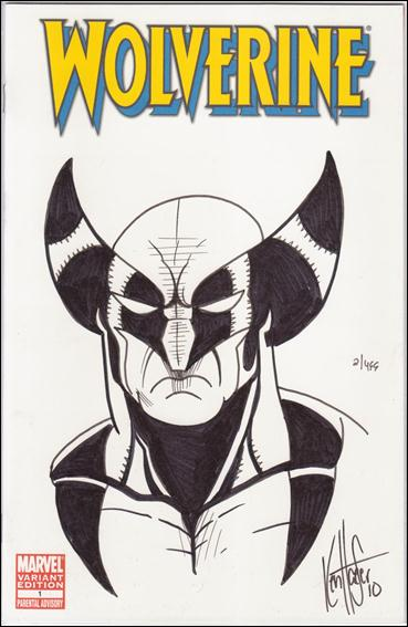 Wolverine (2010) 1-J by Marvel