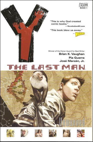 Y: The Last Man 1-H by Vertigo