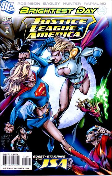 Justice League of America (2006) 45-A by DC
