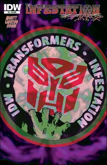 Transformers: Infestation 2-C by IDW