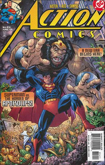 Action Comics (1938) 814-A by DC