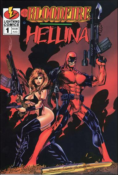 Bloodfire/Hellina 1-A by Lightning