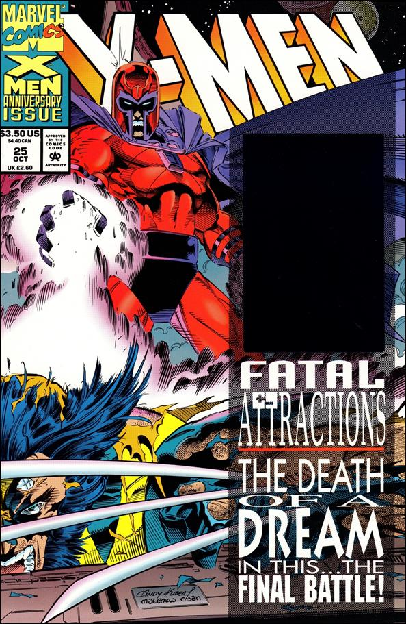 X-Men (1991) 25-A by Marvel