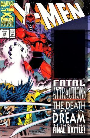 X-Men (1991) 25-A