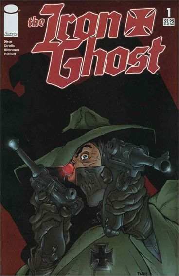 Iron Ghost 1-A by Image