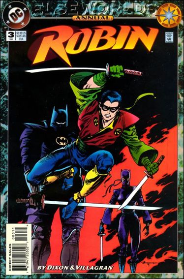 Robin Annual 3-A by DC