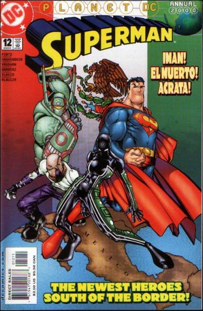 Superman Annual (1960) '12'-A by DC