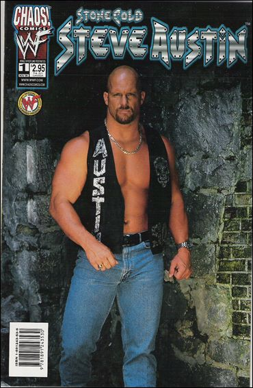 Stone Cold Steve Austin 1-A by Chaos! Comics