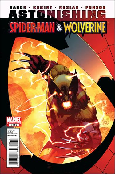 Astonishing Spider-Man & Wolverine 6-A by Marvel