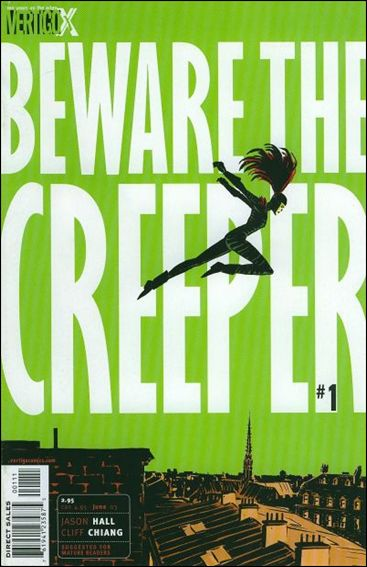 Beware the Creeper (2003) 1-A by Vertigo