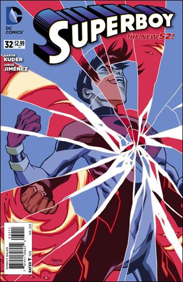 Superboy (2011/11) 32-A by DC