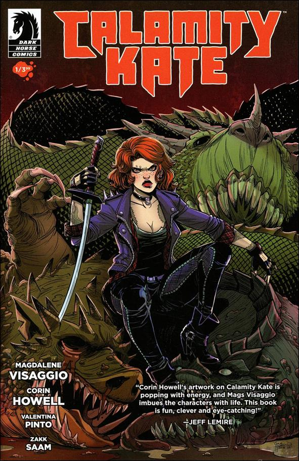 Calamity Kate 1-A by Dark Horse