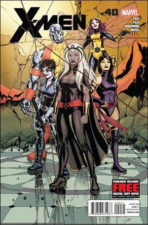 X-Men (2010) 40-A