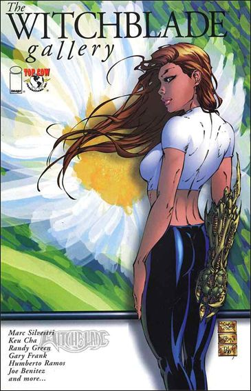 Witchblade Gallery 1-A by Top Cow