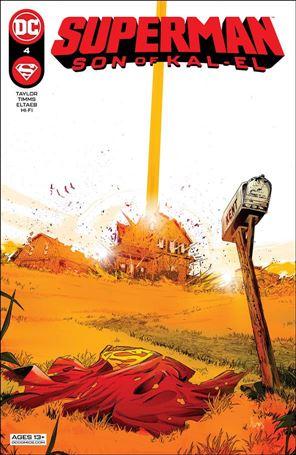 Superman: Son of Kal-El 4-A