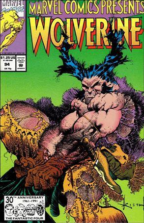 Marvel Comics Presents (1988) 94-A