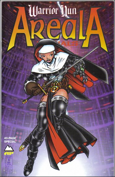 Warrior Nun Areala: Rituals 6-A by Antarctic Press