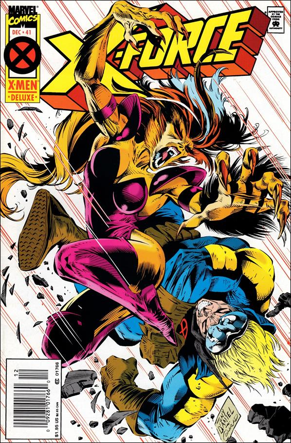 X-Force (1991) 41-A by Marvel
