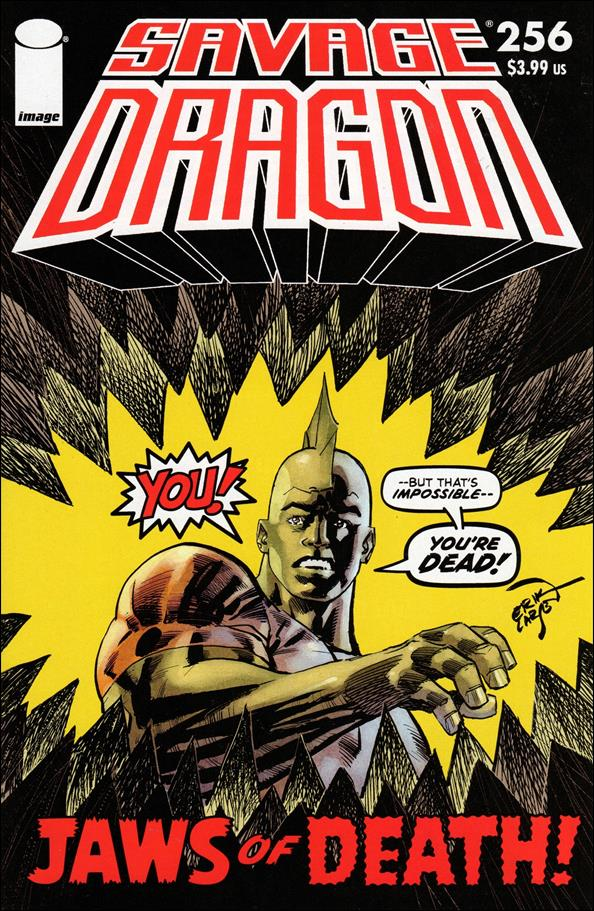 Savage Dragon (1993) 256-A by Image