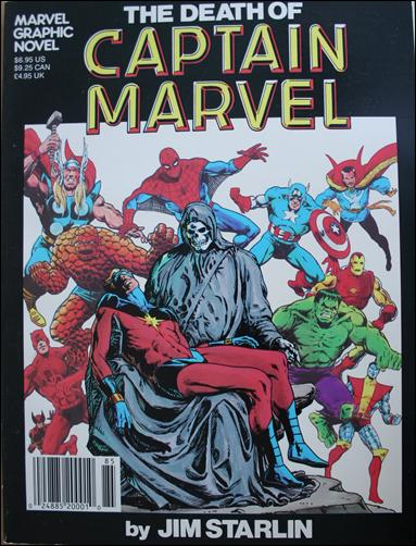 Marvel Graphic Novel 1-I by Marvel
