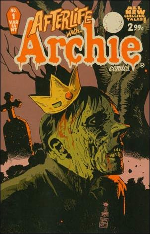 Afterlife with Archie 1-B by Archie