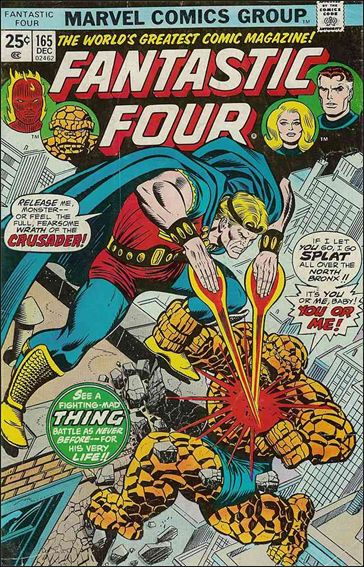 Fantastic Four (1961) 165-A by Marvel