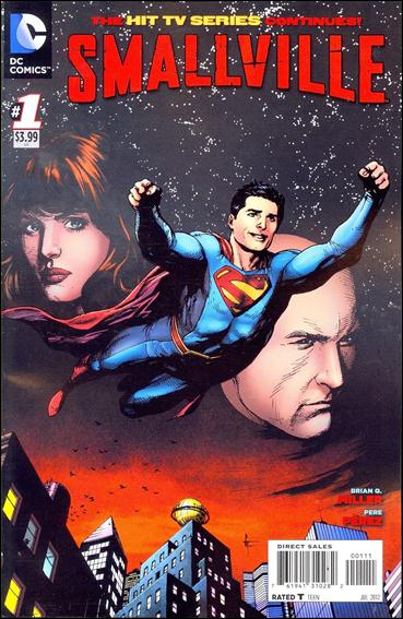 Smallville Season 11 1-A by DC