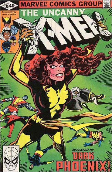 X-Men (1963) 135-A by Marvel