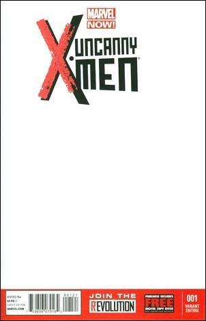 Uncanny X-Men (2013) 1-G by Marvel