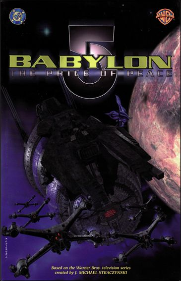 Babylon 5: The Price of Peace nn-A by DC