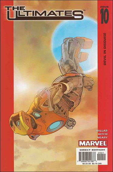 Ultimates (2002) 10-A by Marvel