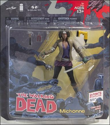 Walking Dead (Comic Book Series 1) Michonne by McFarlane Toys