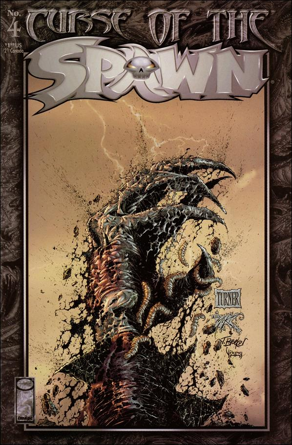 Curse of the Spawn 4-A by Image