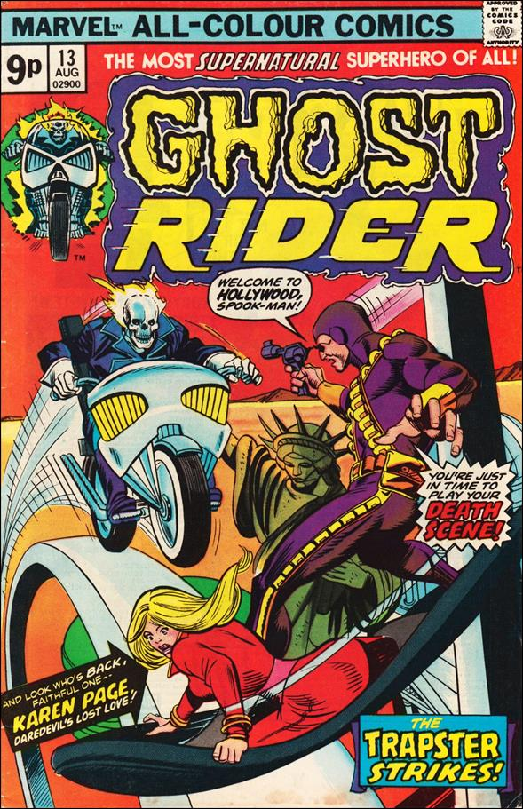 Ghost Rider (1973) 13-B by Marvel