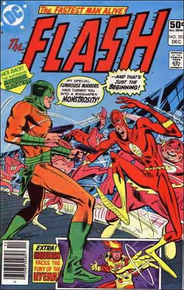 Flash (1959) 292-A by DC
