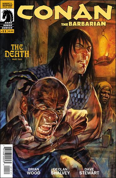 Conan the Barbarian (2012) 11-A by Dark Horse