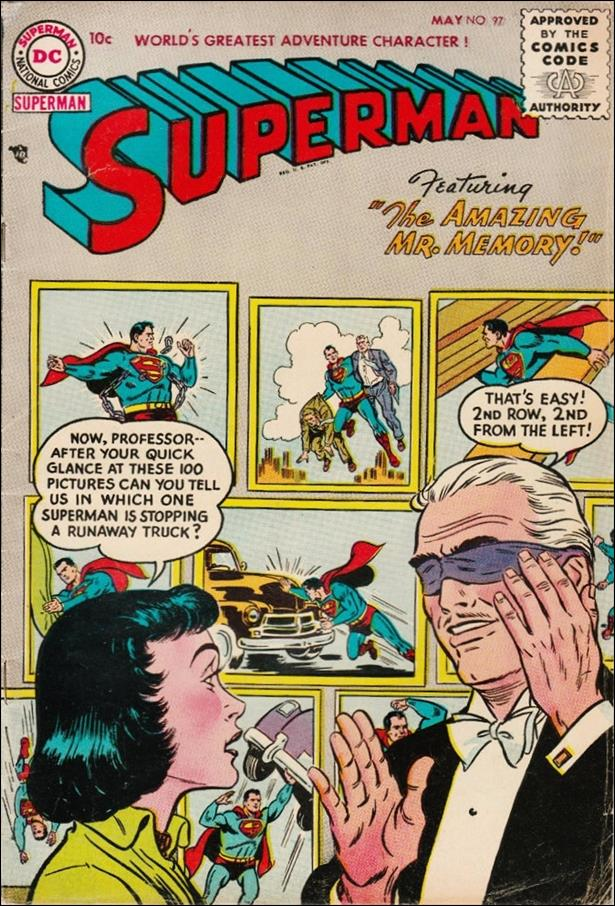 Superman (1939) 97-A by DC