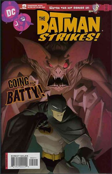 Batman Strikes 2-A by DC