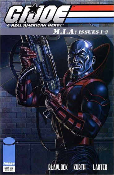 G.I. Joe: M.I.A. 1-A by Image