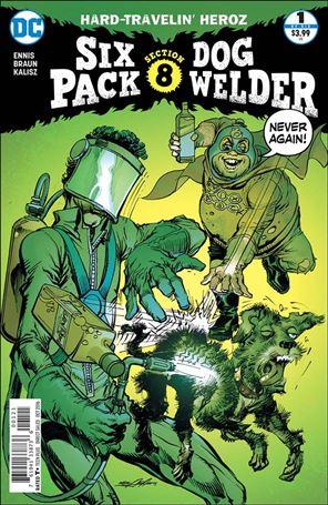 SixPack & DogWelder: Hard-Travelin' Heroz 1-B