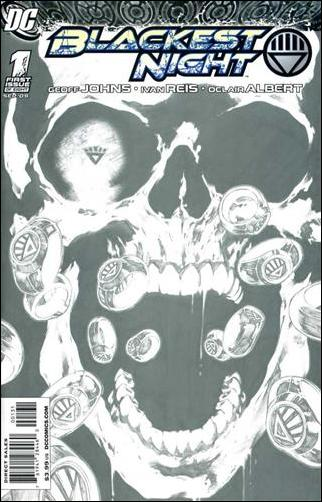 Blackest Night 1-C by DC