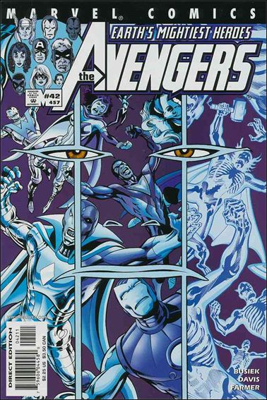 Avengers (1998) 42-A by Marvel