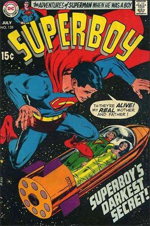 Superboy (1949) 158-A